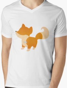 Mulder Mens V-Neck T-Shirt
