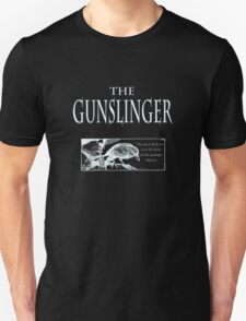 The Gunslinger (use on non white background) Unisex T-Shirt