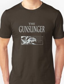 The Gunslinger (use on non white background) T-Shirt