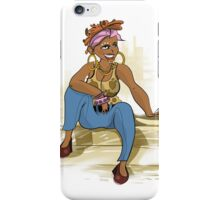 Gorgeous African Girl iPhone Case/Skin