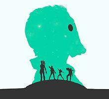 Guardians of the Galaxy by jizzinmypants2