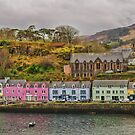 Portree Harbour by Mike Herdering