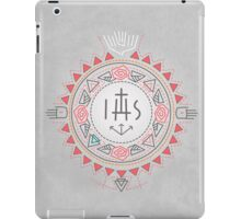 Religious symbols composition iPad Case/Skin