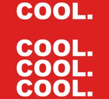 Cool cool cool Baby Tee