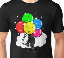 In the Shadow of Balloons Unisex T-Shirt