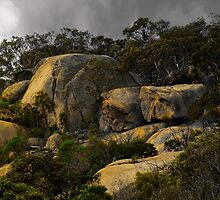 Granite. by Bette Devine