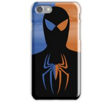 Spider Man - Day And Night Hero NY iPhone Case/Skin
