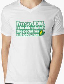 I'm so JDM, i double clutch the pedal bin (1) T-Shirt