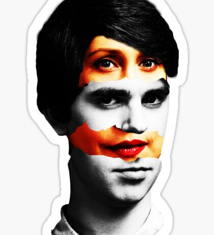 The Mind of Norman Bates Sticker