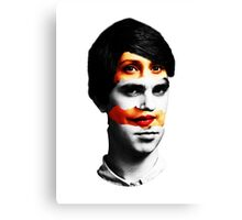 The Mind of Norman Bates Canvas Print