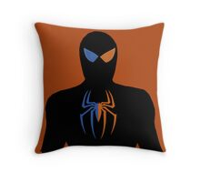 Spider Man NY Throw Pillow