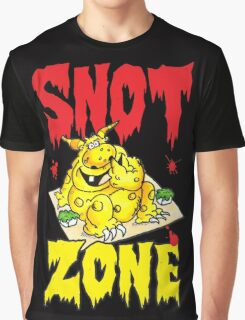Snot Zone! Graphic T-Shirt