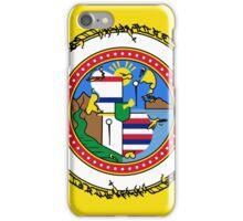 Honolulu Flag iPhone Case/Skin