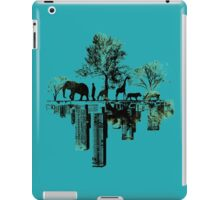 Duality Mirror  iPad Case/Skin