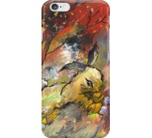 Jeannot Lapin iPhone Case/Skin