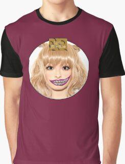 Kyary Pamyu Pamyu- Monster Mouth Graphic T-Shirt