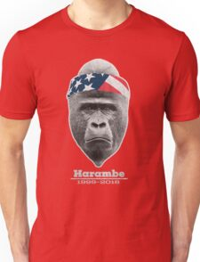 HARAMBE,1999-2016 Unisex T-Shirt