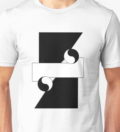 Aikido Yin and Yang Unisex T-Shirt