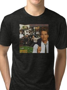 """Huey Lewis - Sports (the perfect thing for the next """"Sports"""" day at work/school) Tri-blend T-Shirt"""