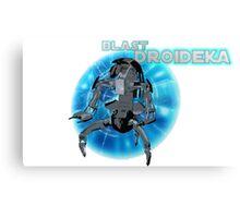 Star Wars Episode I Droideka Canvas Print