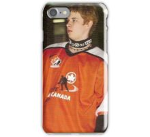 Edgy Sidney Crosby iPhone Case/Skin