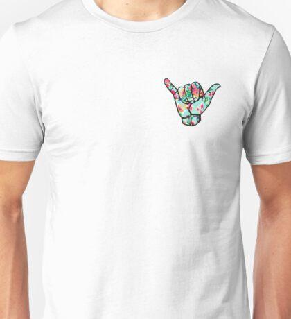 Flower Shaka Unisex T-Shirt