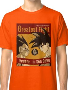 OVER 9000, CLASH VINTAGE 4 Classic T-Shirt