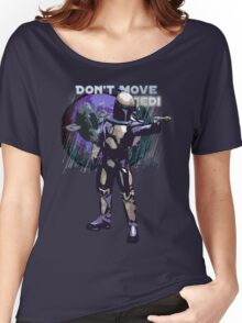 Bounty Hunter Jango Fett Women's Relaxed Fit T-Shirt