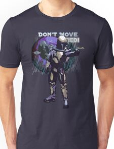 Bounty Hunter Jango Fett Unisex T-Shirt