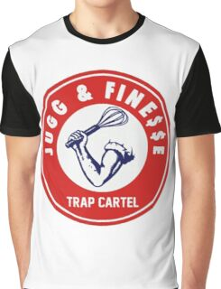 JUGG AND FINESSE  Graphic T-Shirt