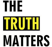 The Truth Matters by Doty