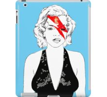 Blue Marilyn iPad Case/Skin