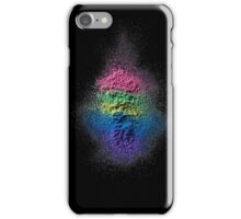 Chalk Dust Splatter iPhone Case/Skin