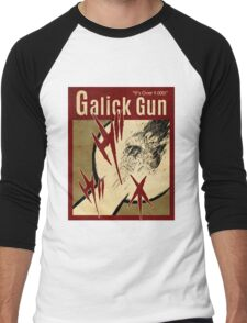 OVER 9000, GALICK VINTAGE 6 Men's Baseball ¾ T-Shirt