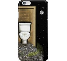 Privy on a ledge iPhone Case/Skin