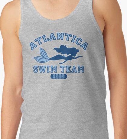 Atlantica Swim Team Tank Top