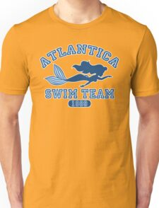Atlantica Swim Team Unisex T-Shirt