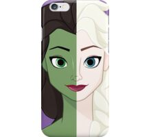 Wicked SnowQueen! iPhone Case/Skin
