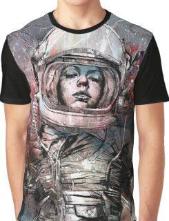 ADY AND astronaut Tshirt Graphic T-Shirt