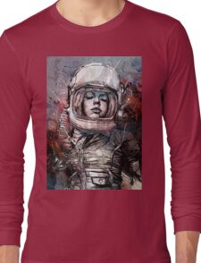 ADY AND astronaut Tshirt Long Sleeve T-Shirt