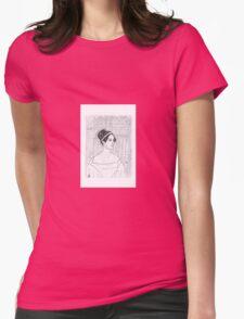 Ada Lovelace Womens Fitted T-Shirt