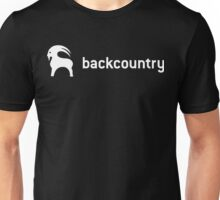 Backcountry outdoor gear Sleepingbag Tracking Unisex T-Shirt