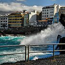 Puerto de la Cruz, Tenerife, Spain by Justin Mitchell