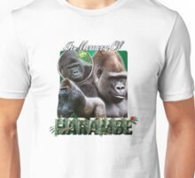 RIP HARAMBE 1 PURCHASE = 1 PRAYER Unisex T-Shirt