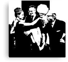 classic movie Canvas Print