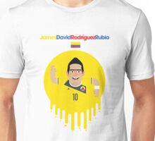 James Rodriguez - Colombia Unisex T-Shirt