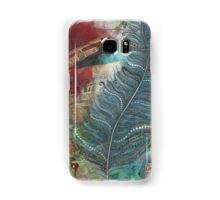 Affirmations of a Beautiful Life Samsung Galaxy Case/Skin