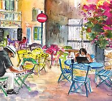 La Croissanterie In Gruissan by Goodaboom