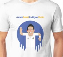 James Rodriguez - Real Madrid Unisex T-Shirt