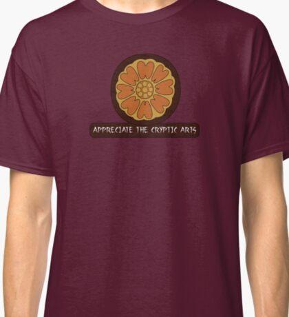 Appreciate the Cryptic Arts Classic T-Shirt